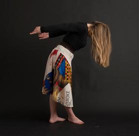 Fashion design e solidarietà – Dresscode by Jackie Samosa Roma/New York for Bait al Karama