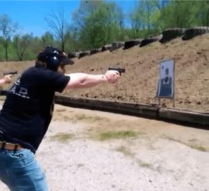 defensive pistol training