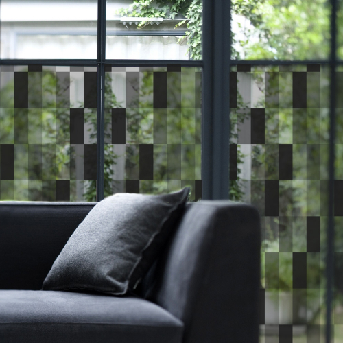 film pour vitres vitrail