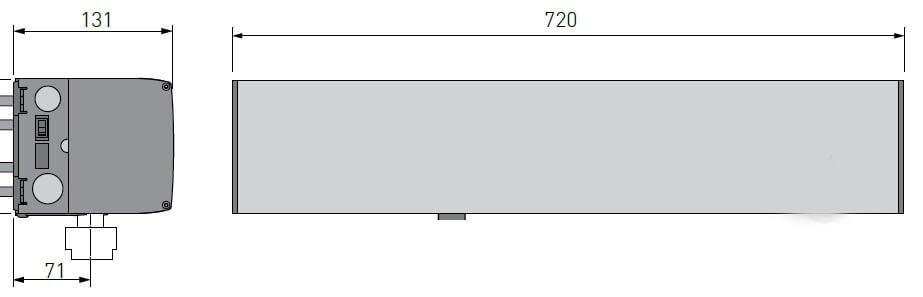 ACSW20 Swing Door Data Sheet