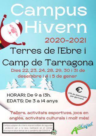 Campus hivern 2020-2021