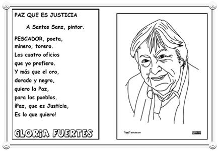 Gloria Fuertes: Mágica Poeta de la Paz y la Justicia - Actiludis
