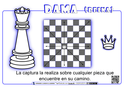 Decoración Dama