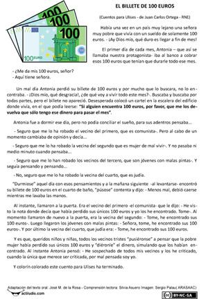 El billete de 100 euros-1