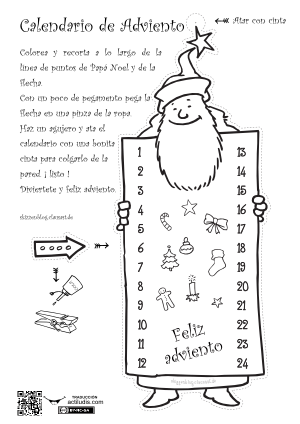 Calendari de adviento