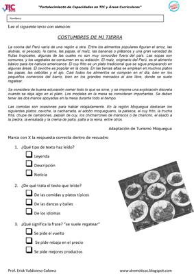 LECTURA COSTUMBRES DE MI TIERRA-1