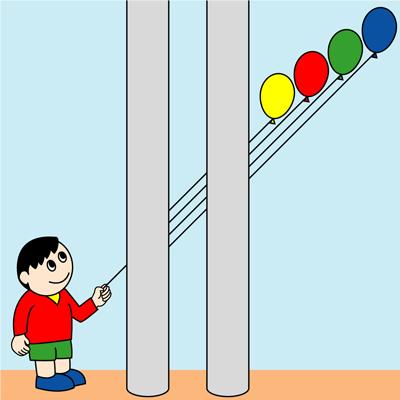 puzzle-globos