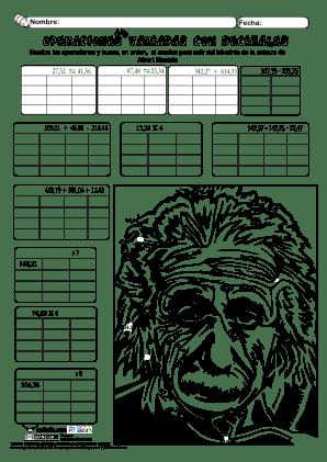 Operaciones Variadas-decimales-tiempo 12