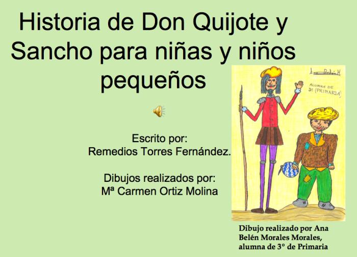 Quijote Sancho