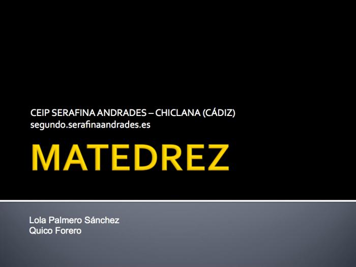 matedrez
