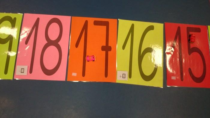 Recta numérica 06