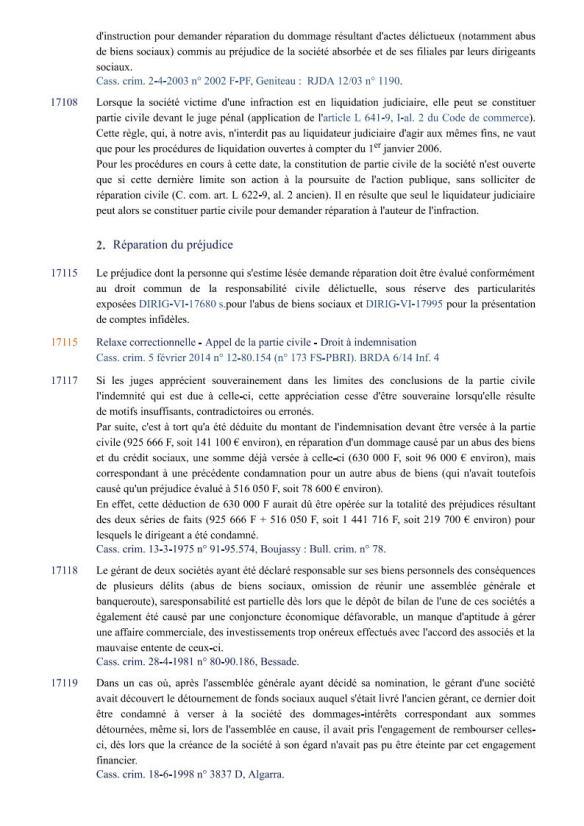 La Plainte D Un Associe Est Irrecevable Nexthope Ranarison