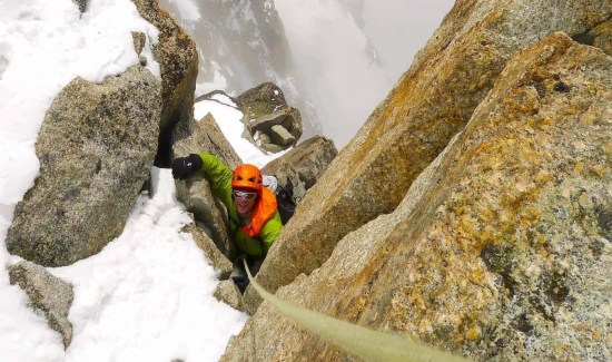 Improve your Alpine Climbing
