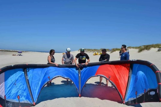 Kitesurfing in Portugal, Kiteboarding Portugal Course, 7 Days Portugal