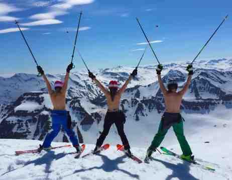 2 Days Heli Skiing Adventure, Snow, Iceland