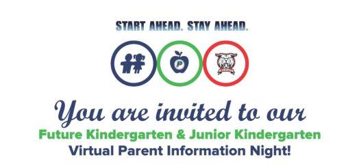 Info nights JrK and Kinder