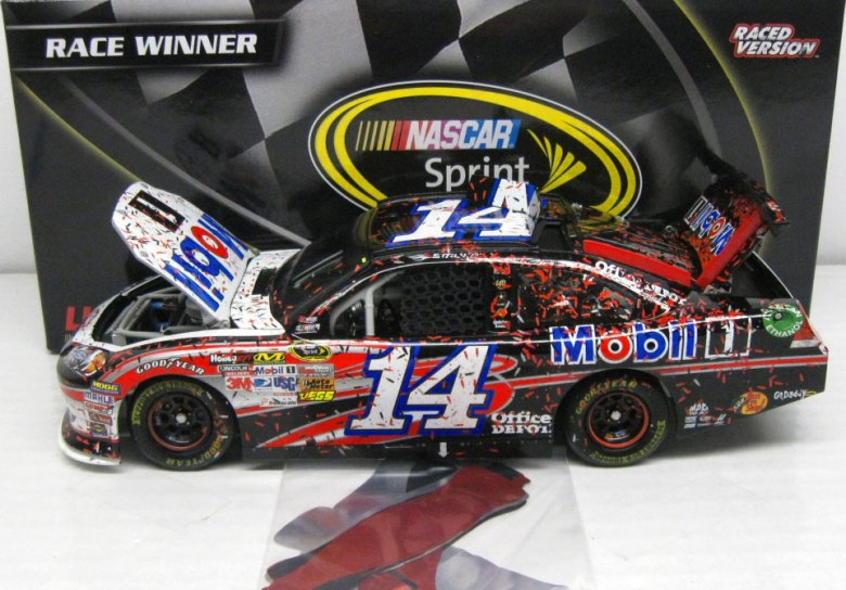 Tony Stewart NASCAR Diecast, Tony Stewart NASCAR Racing Collectibles, Office Depot NASCAR Apparel