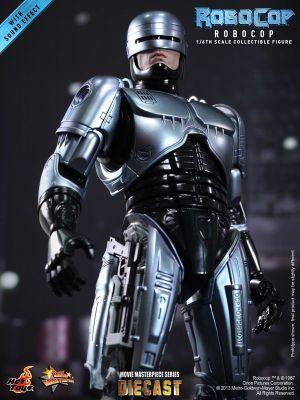 Hot Toys - RoboCop - RoboCop Collectible Figure_PR12