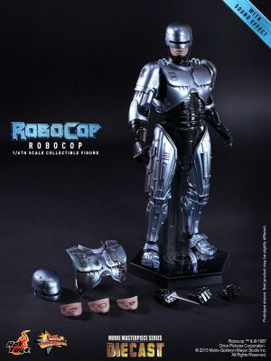 Hot Toys - RoboCop - RoboCop Collectible Figure_PR19