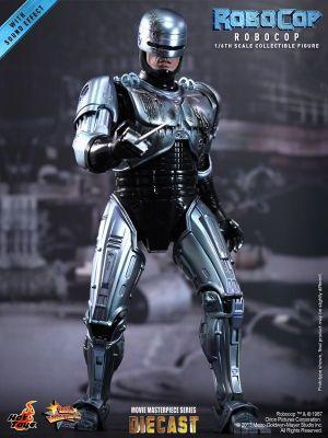 Hot Toys - RoboCop - RoboCop Collectible Figure_PR9