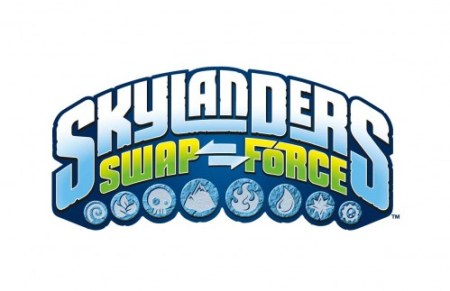 Skylanders SWAP Force Logo LoRes
