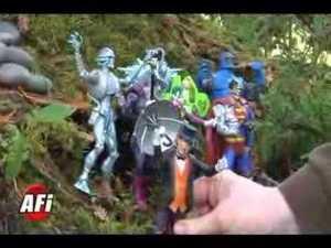 AFI's DC Universe Classics Commercial