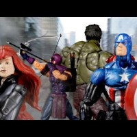 "Marvel LEGEND'S ""The Avengers"""