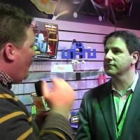 Toy Fair 2013 – Hasbro Star Wars Black Interview