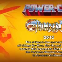 Power-Con/ThunderCon September 22-23, 2012
