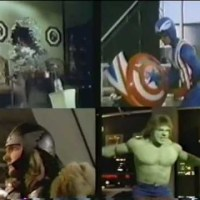 What if—?  The Avengers Movie Was Made in 1978?