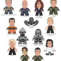 Battlestar Galactica TITANS