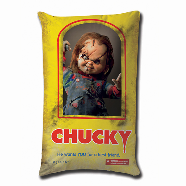 Action Figure Insider Chucky Box Deluxe Plush