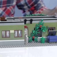 New Lego Creator Set Announced – 10243- Parisian Restaurant