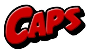 CAPS logo color
