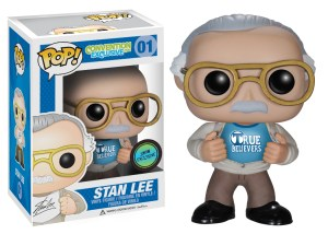 Stan Lee True Believers POP GLAM