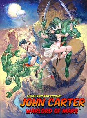 John Carter of Mars Pegaso