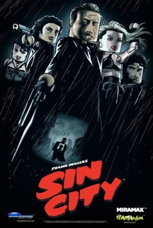 Sin City - Poster v2b
