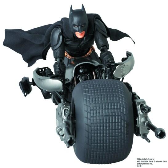 Batman&Batpod