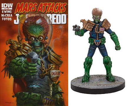Action Figure Insider Mars Attacks The Miniature Game Review