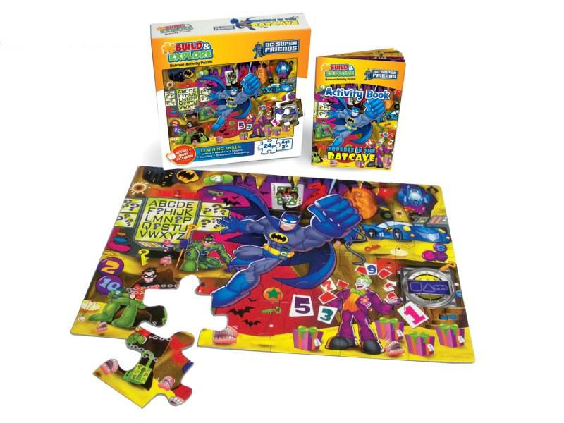 BUFFALO GAMES ++ DC Super Friends 24pc Activity Puzzle