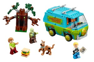 Lego Scooby-Doo Mystery Machine hi Res