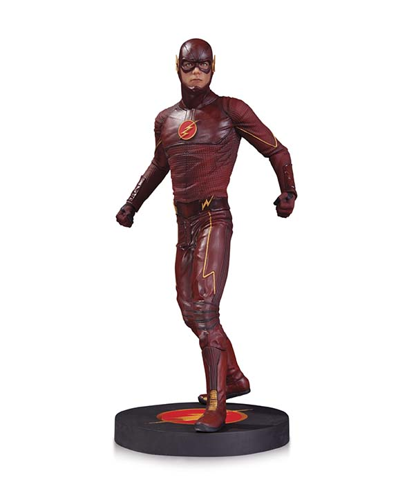 TheFlash_TV_Flash_Statue
