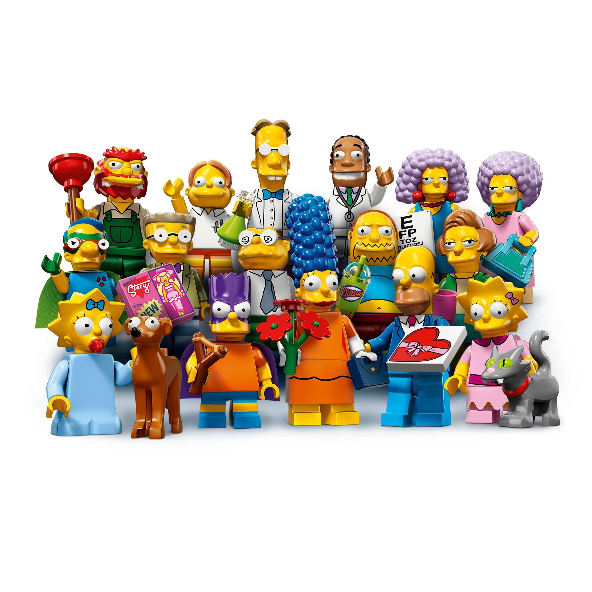 71009 LEGO® Minifigures The Simpsons Series 2 #16 - Dr Hibbert