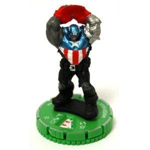 Hulk Chase - Hulked out Bucky Barnes Capt America