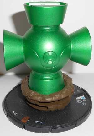 Green Lantern Central Battery