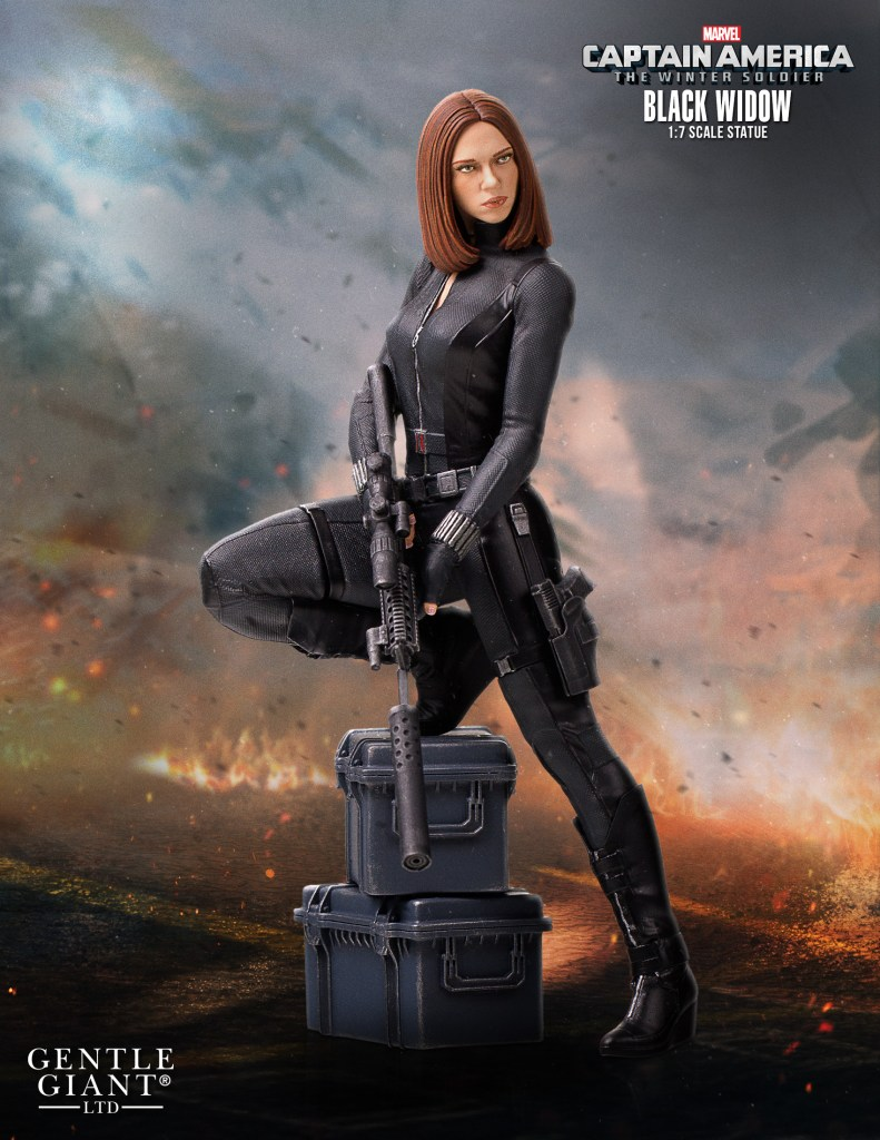 BlackWidow9inchPoster