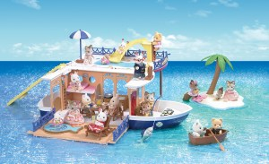 Calico Critters Seaside Cruiser v2