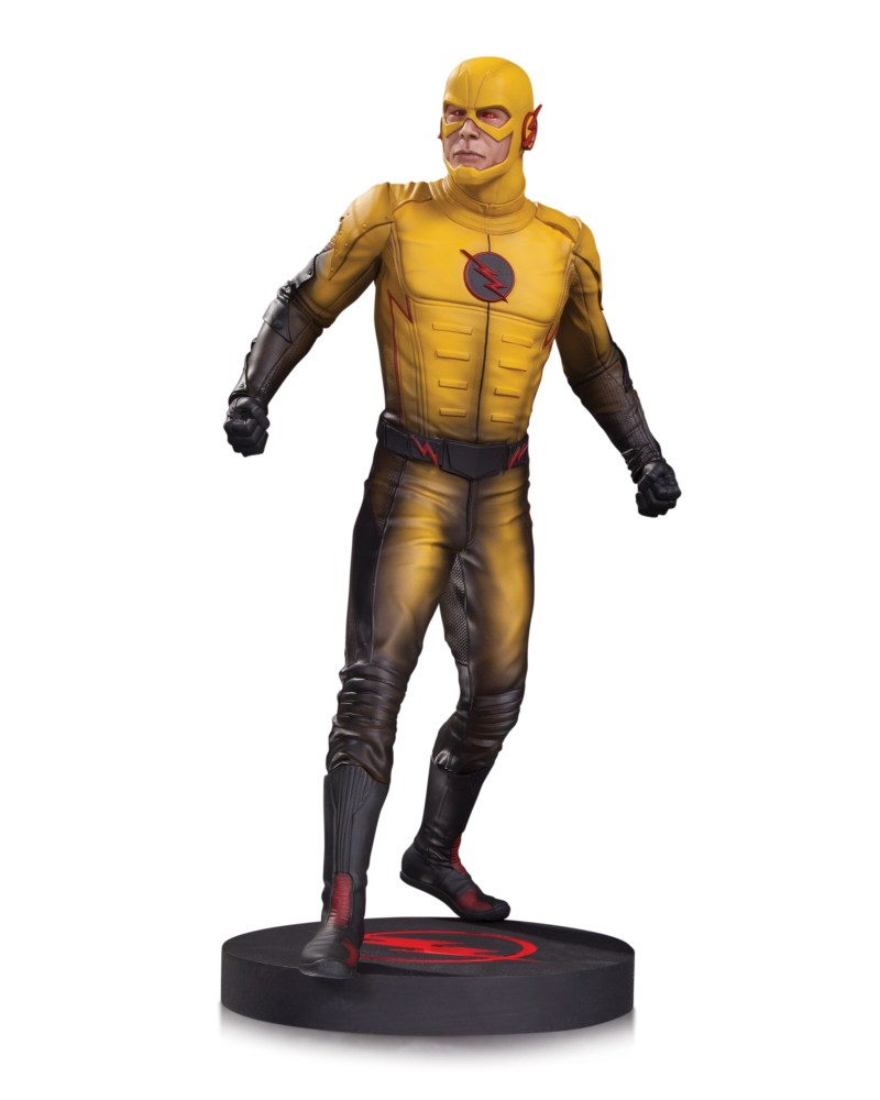 The_Flash_TV_Reverse_Flash_Statue_sRGB