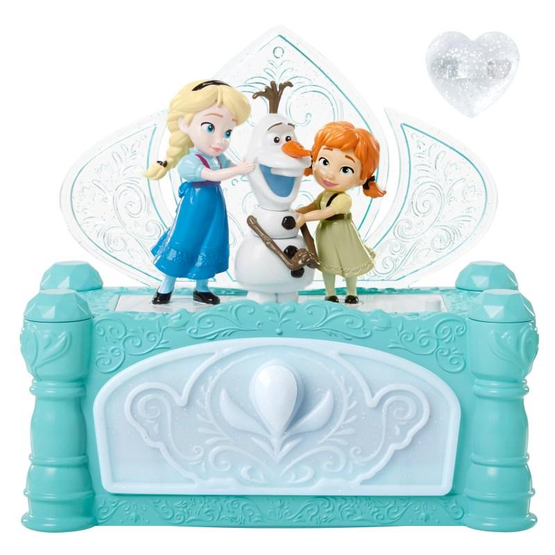Disney's Frozen Do You Want to Build a Snowman Jewlery Box
