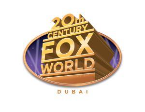 FINAL Fox World Dubai Logo